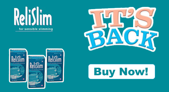 Relislim Is Back