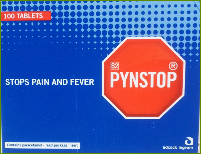 Pynstop 100's